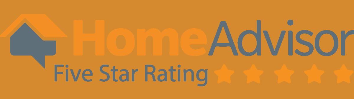 Home Advisor Five Star Rating