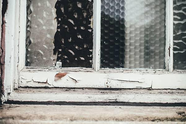 fix warped or broken windows